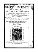 Image from Gallica about Gioseffo Zarlino (1517-1590)