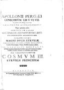 Image from Gallica about Apollonius de Perga (0262?-0190? av. J.-C.)