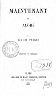 Image from Gallica about Samuel Warren (1807-1877)