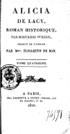 Illustration de la page Jane West (1758-1852) provenant de Wikipedia