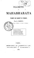 Illustration de la page Grande geste des Bhārata provenant de Wikipedia