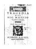 Illustration de la page Maffeo Venier (1550-1586) provenant de Wikipedia