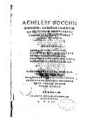 Illustration de la page Symbolicarum quaestionum de universo genere provenant de Wikipedia