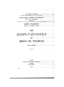 Image from Gallica about Disputations religieuses