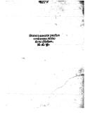 Bildung aus Gallica über Pacifique de Cerano (14..-1482)