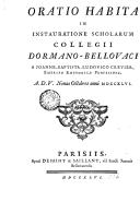 Bildung aus Gallica über Jean Desaint (1692?-1776)