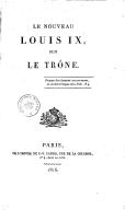 Illustration de la page François-Marie Puthod de Maison-Rouge (1757-1820) provenant de Wikipedia