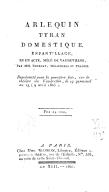 Illustration de la page Tournay (1767-1844) provenant de Wikipedia