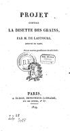 Illustration de la page Marie Joseph Dor de Lastours (1758-1846) provenant de Wikipedia