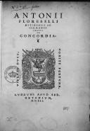Image from Gallica about Antonio Fiordibello (1510-1574)