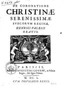 Image from Gallica about Henri de Valois (1603-1676)