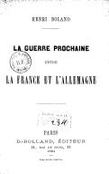 Illustration de la page Henri Boland (1854-1909) provenant de Wikipedia