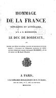 Bildung aus Gallica über Antoine-Jean Cassé de Saint-Prosper (1790-1841)