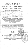 Illustration de la page Joseph Daquin (1732-1815) provenant de Wikipedia