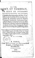 Illustration de la page Guillaume Le Noir (1559-1627?) provenant de Wikipedia