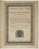 Bildung aus Gallica über Louis-Marie Blanquart de Sept-Fontaines