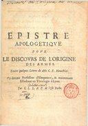 Illustration de la page Claude Le Laboureur (1601?-168.?) provenant de Wikipedia