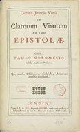 Illustration de la page Paul Colomiès (1638-1692) provenant de Wikipedia
