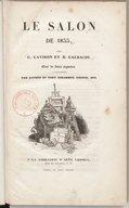Illustration de la page Salon (1833 ; Paris) provenant de Wikipedia