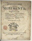 Image from Gallica about Giovanni Della Casa (1503-1556)