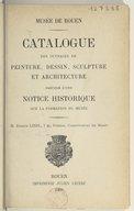 Bildung aus Gallica über Musée des beaux-arts. Rouen