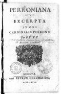 Bildung aus Gallica über Claude Sarrau (15..-1651)