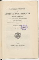 Bildung aus Gallica über Fernand Caussy (1881-1959)