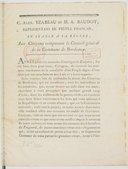 Illustration de la page Marc-Antoine Baudot (1765-1837) provenant de Wikipedia