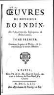 Image from Gallica about Nicolas Boindin (1676-1751)