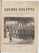 La Guerre d'Egypte : ses origines ; Les massacres et le bombardement d'Alexandrie  1882