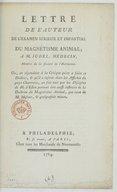 Bildung aus Gallica über Paul Augustin Olivier Mahon (1752-1801)