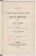 Bildung aus Gallica über Alexandre-Pierre Moline de Saint-Yon (1786-1870)