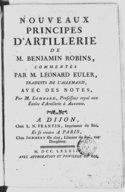 Illustration de la page Benjamin Robins (1707-1751) provenant de Wikipedia