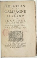Illustration de la page Jean Baptiste Joseph d'Amarzit de Sahuguet Espagnac (chevalier d', 1713-1783) provenant de Wikipedia