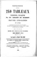 Illustration de la page Joséphine Sarazin de Belmont (1790-1870) provenant de Wikipedia