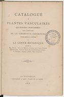 Illustration de la page Julien Foucaud (1847-1904) provenant de Wikipedia