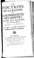 Illustration de la page Jean Testu de Mauroy (16..-1706) provenant de Wikipedia
