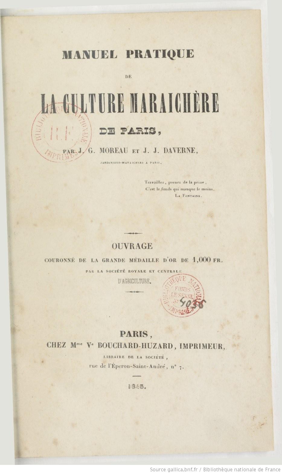 [PDF] Ouvrages anciens: Jardins ,Potagers, Cultures ,Economie Domestique - Page 2 F7