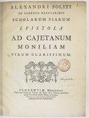Illustration de la page Alessandro Politi (1679-1752) provenant de Wikipedia