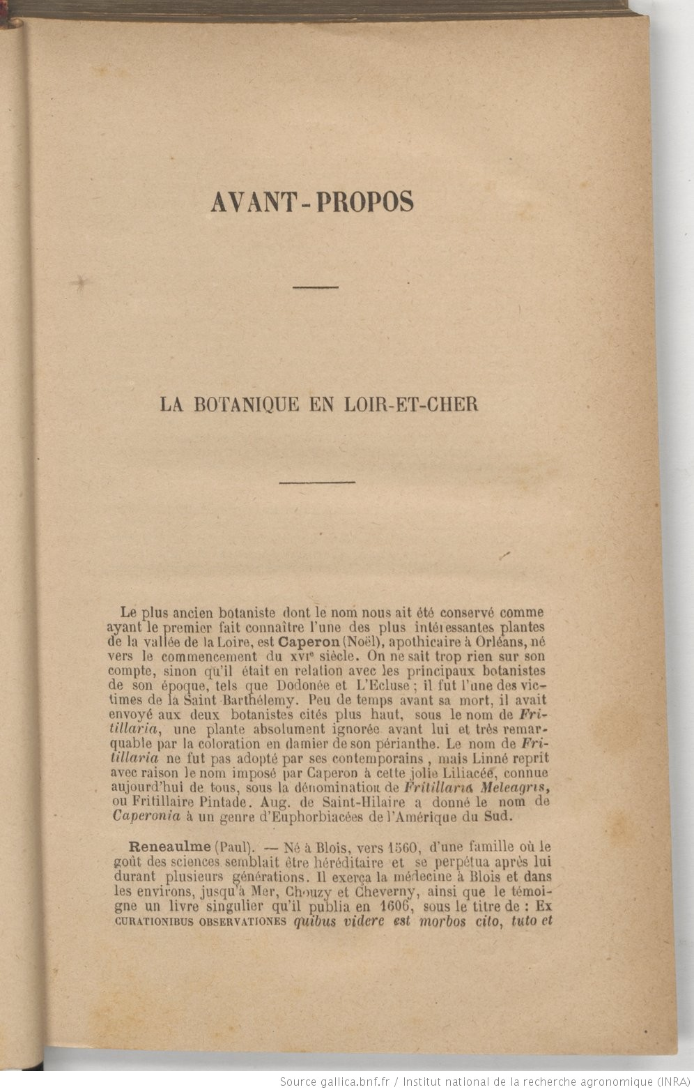[PDF] Ouvrages anciens: Plantes potagéres,médicinales .... F9