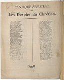 Illustration de la page Cantiques français provenant de Wikipedia