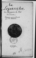 Illustration de la page Guillaume de Saluste Du Bartas (seigneur, 1544-1590) provenant de Wikipedia