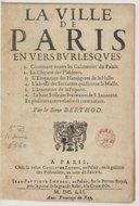 Illustration de la page Berthod (poète, auteur de Paris burlesque, 16..-16..) provenant de Wikipedia