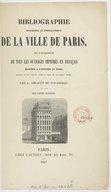 Bildung aus Gallica über Eusèbe Girault de Saint-Fargeau (1799-1855)