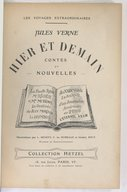 Image from Gallica about Hier et demain