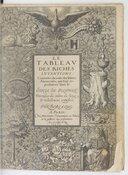 Illustration de la page François Béroalde de Verville (1556-1626) provenant de Wikipedia
