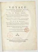 Illustration de la page William Coxe (1747-1828) provenant de Wikipedia