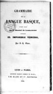 Illustration de la page Marie-Jean Blanc Saint-Hilaire (1805-1890) provenant de Wikipedia