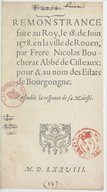 Illustration de la page Nicolas Boucherat (1562-1625) provenant de Wikipedia