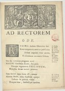 Bildung aus Gallica über Pierre Pestel (1631-17..)